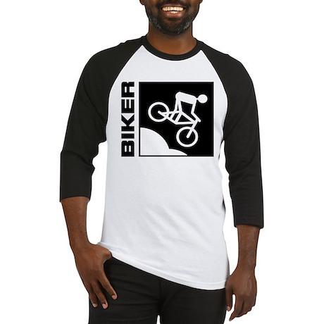 biker cycling mountain bike mtb downhill Baseball