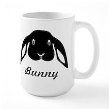 bunny hare rabbit cute Mug