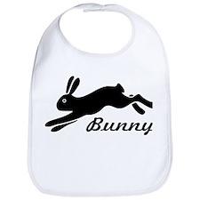 bunny hare rabbit Bib