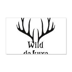 wild de luxe antler stag night party deer moose 20