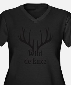 wild de luxe antler stag night party deer moose Wo