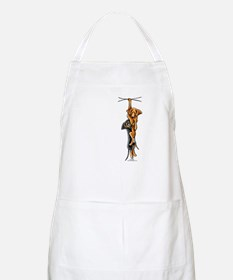 Clingy Dachshunds Apron