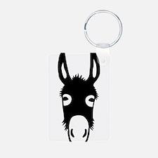 donkey mule horse ass jackass burro fool Keychains