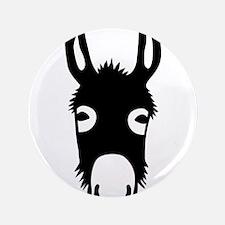 """donkey mule horse ass jackass burro fool 3.5"""" Butt"""