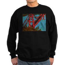 San Franciso Golden Gate Bridge Sweatshirt