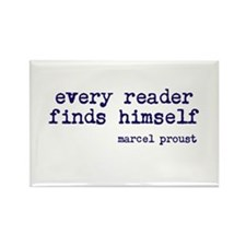 Every Reader Rectangle Magnet