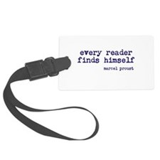 Every Reader Luggage Tag