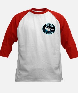 Star Trek USS Enterprise Kids Baseball Jersey