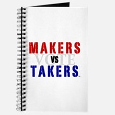 Vote Makers Vs Takers Journal
