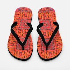Aladdin Mandala C Flip Flops