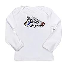 Future Handyman Long Sleeve Infant T-Shirt