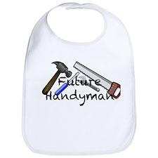 Future Handyman Bib