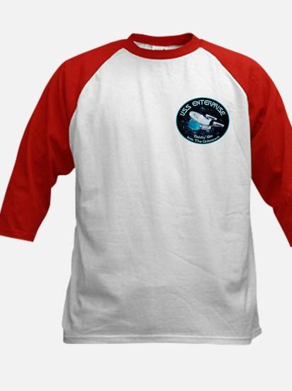 Star Trek Unknown Kids Baseball Jersey