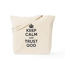 """""""Keep Calm"""" Tote Bag"""