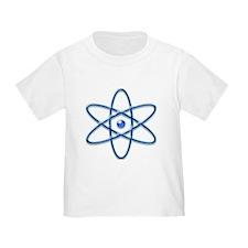 Atom Blue T