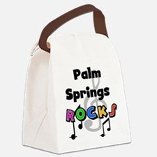 rockpalmsprings.png Canvas Lunch Bag