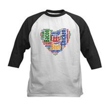 Low Carb Heart Tee