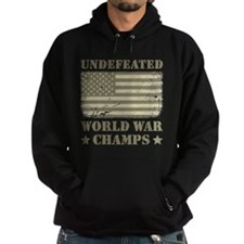 World War Champs Camo Hoodie