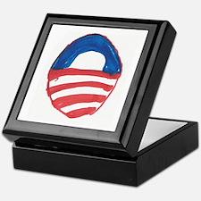Obama O Keepsake Box