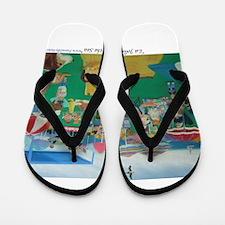La Jolla Concerts by the Sea Flip Flops