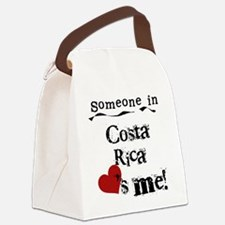 lovesmecostarica.png Canvas Lunch Bag