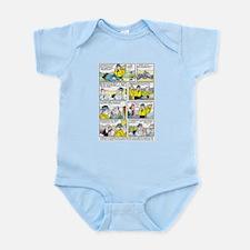 Gumshoe Murdered Infant Bodysuit