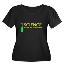 Science. Accept No Substitutes T