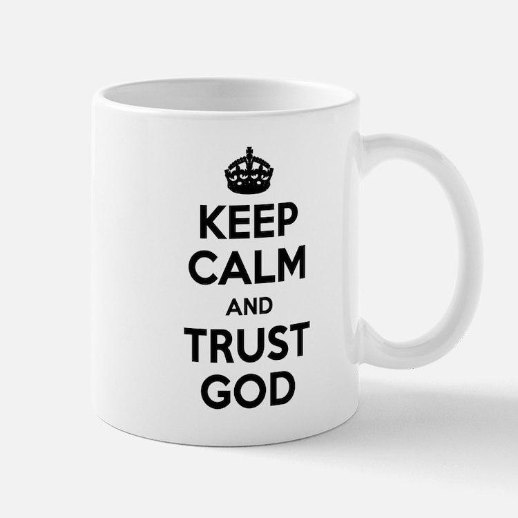 """Keep Calm"" Mug"