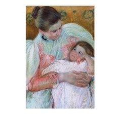 Cassatt - Nurse & Child Postcards (Package of 8)