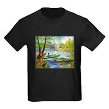Fishing in Spring T