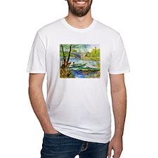Fishing in Spring Shirt