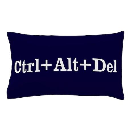 Crtl+Alt+Del Pillow Case