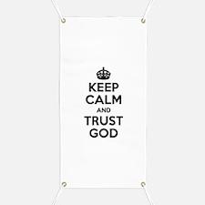"""""""Keep Calm"""" Banner"""