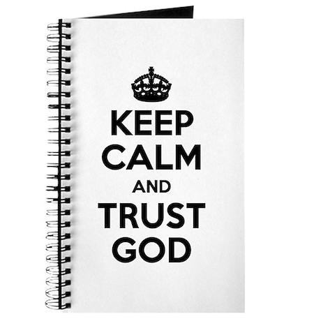 """""""Keep Calm"""" Journal"""