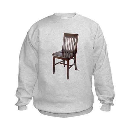 Empty Chair Kids Sweatshirt