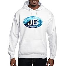 JB Jacksonville Beach Wave Hoodie