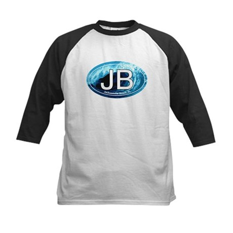JB Jacksonville Beach Wave Kids Baseball Jersey
