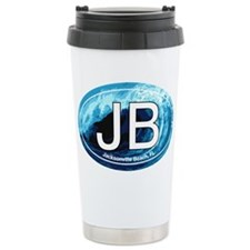 JB Jacksonville Beach Wave Travel Mug