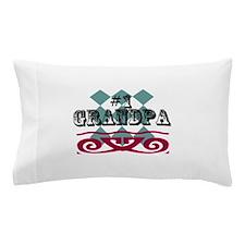 #1 Grandpa Pillow Case