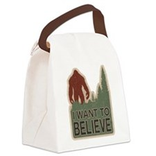 squatch-8.png Canvas Lunch Bag