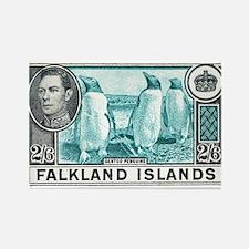 Unique Falkland Rectangle Magnet