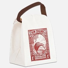 Funny New zealand Canvas Lunch Bag