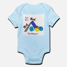 Keep Wagging Infant Bodysuit