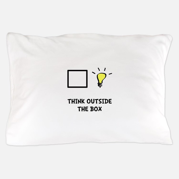 """case about thinking out of the I think """"out of the box"""" is a term that is best used with the box nearby because in thinking outside the box, you actually have the opportunity to."""