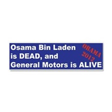 Bin Laden is dead, General Motors is alive Car Mag