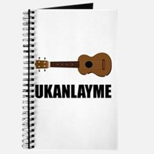Ukanlayme Ukulele Journal