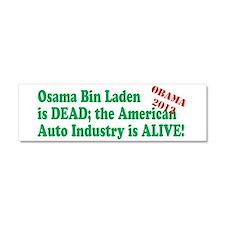 Bin Laden is dead, General Motors is alive! Car Ma