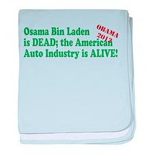 Bin Laden is dead, General Motors is alive! baby b