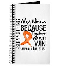 Support Niece Leukemia Journal