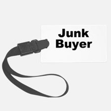 Junk Buyer Luggage Tag